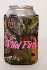 Mossy Oak Camo Collapsible Foam Can Koozie