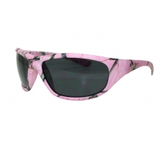 Realtree Ladies Pink Camo Sunglasses